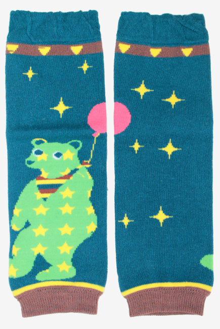 "Слингогетры (гетры для детей) ""Green Bear"""