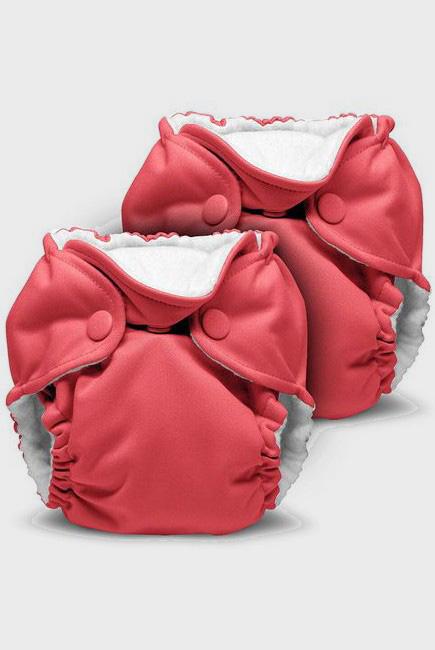 Многоразовые подгузники для новорожденных Lil Joey Kanga Care, Spice (2шт.)