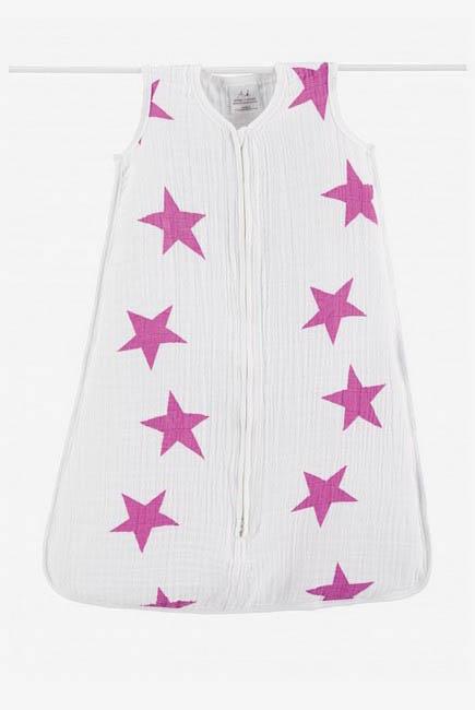 Aden&Anais спальный мешок Twinkle Pink