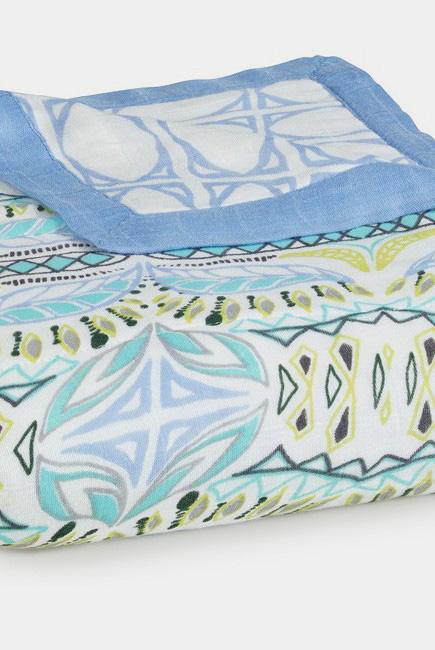 Одеяло бамбуковое Aden&Anais, Wild One - Batik Tile