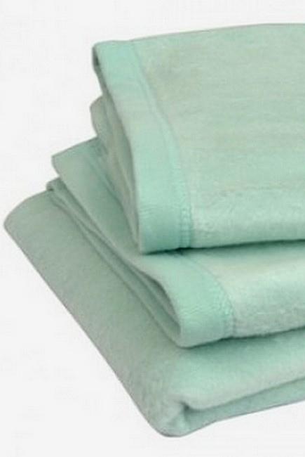 """Плед для новорожденных, цвет """"Jade"""""""