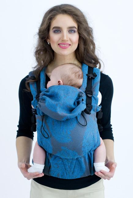 Эрго рюкзак для детей Diva Essenza Castello One!