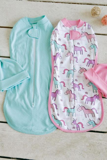 Комплект пеленок-коконов для новорожденных, Tiffany