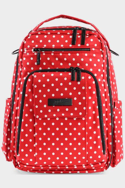 Рюкзак для мамы Ju-Ju-Be - Be Right Back, Black Ruby