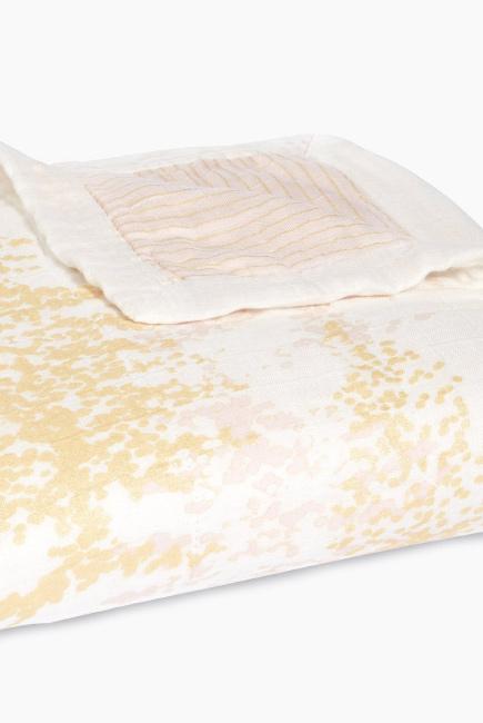 Бамбуковое одеяло Aden&Anais, Metallic Primrose Birch