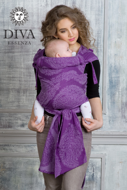 Май-слинг Diva Essenza, Viola
