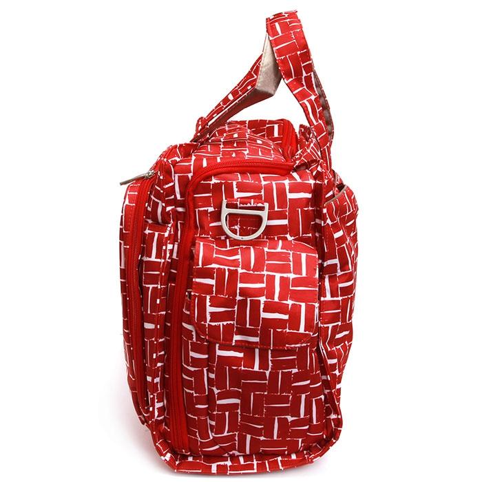 Дорожная сумка или сумка для двойни Ju-Ju-Be Be Prepared Syrah Syrah