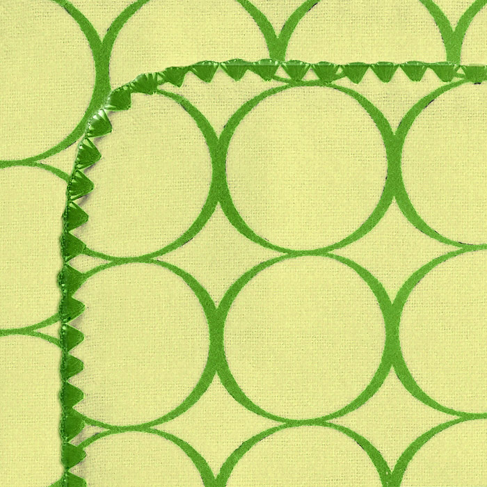Фланелевая пеленка для новорожденного SwaddleDesigns кружки киви