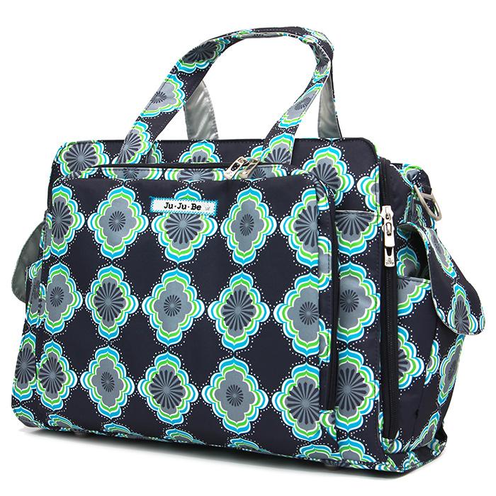 Дорожная сумка или сумка для двойни Ju-Ju-Be Be Prepared Moon Beam