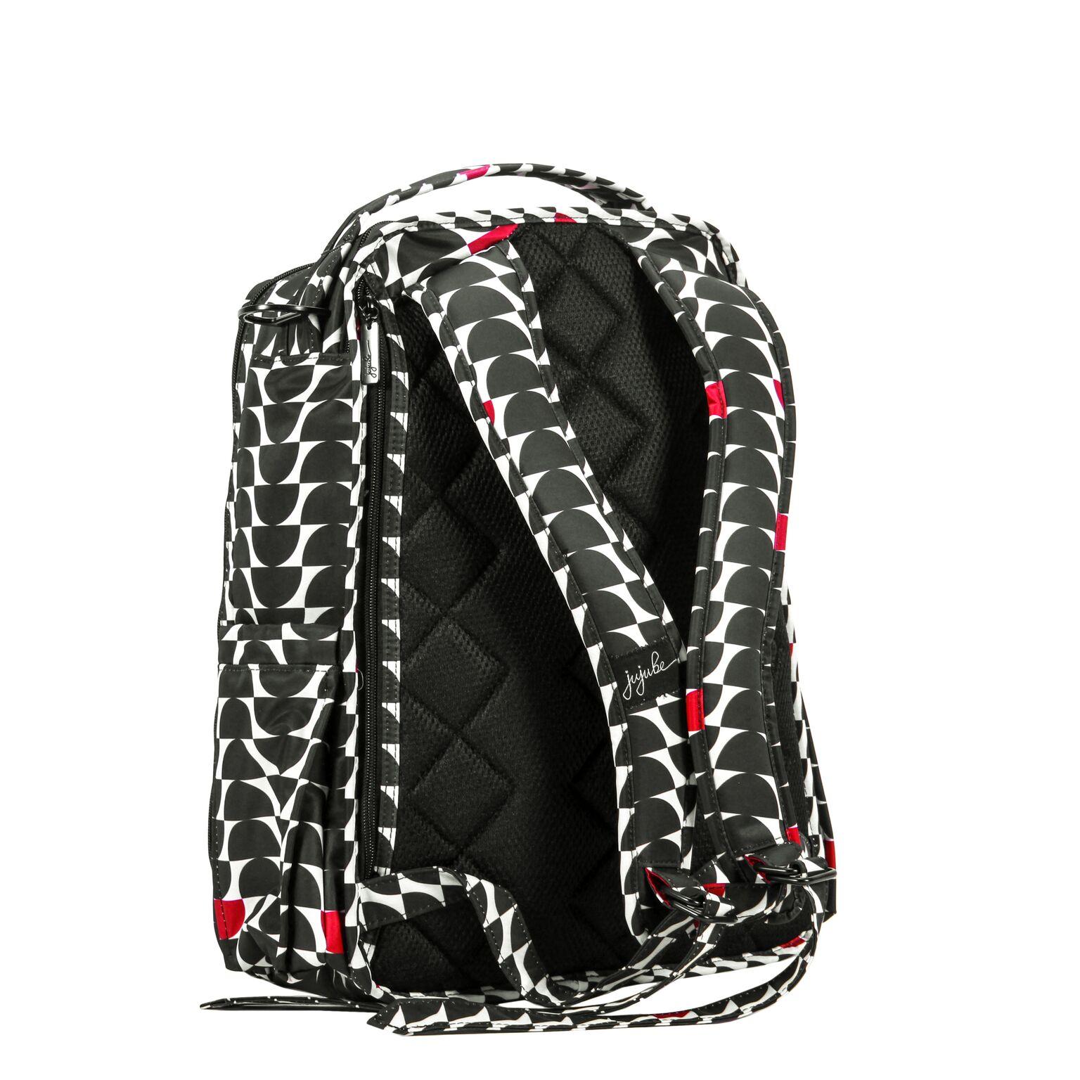 Рюкзак для мамы Ju-Ju-Be - Be Right Back, Onyx Black Widow
