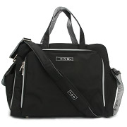Дорожная сумка или сумка для двойни Ju-Ju-Be Be Prepared Black Silver