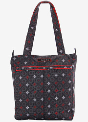 Легкая сумка для мамы BeLight - Magic merlot