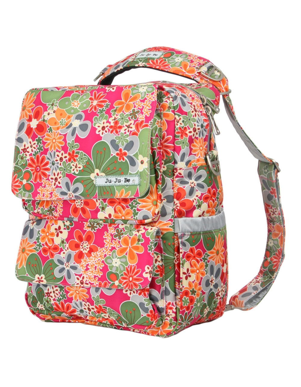Сумка-рюкзак для мамы ju-ju-be package эргономичный рюкзак carrot