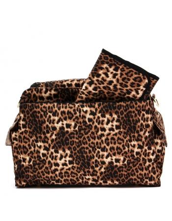 Дорожная сумка для мамы или сумка для двойни Ju-Ju-Be Be Prepared, Legacy Queen of the Jungle