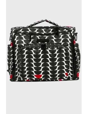 Рюкзак для мамы Ju-Ju-Be B.F.F. Onyx Black Widow