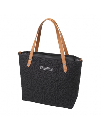 Сумка для мамы Petunia Downtown Tote MINI: Sleepy Seychelles
