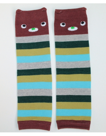 "Слингогетры (гетры для детей) ""Bears Stripes"""