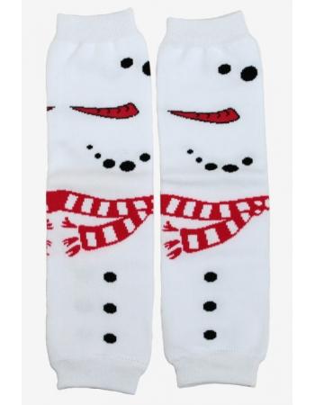 "Слингогетры (гетры для детей) ""Snowman"""