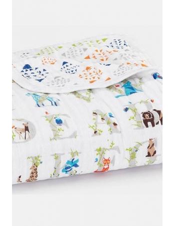 Одеяло муслиновое Aden Anais, Paper Tales