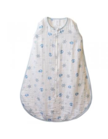 Спальный мешок SwaddleDesigns Blue Ahoy