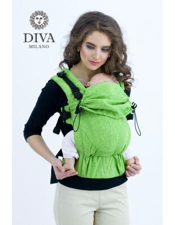 Эрго-рюкзак для новорожденных Diva Essenza Erba One!