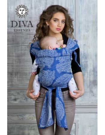 Май-слинг Diva Essenza, Azzurro с бамбуком