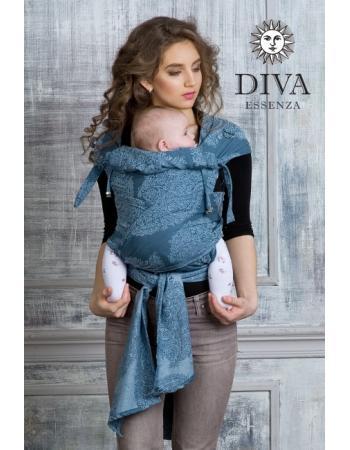 Май-слинг для новорожденных Diva Essenza, Eclipse с бамбуком