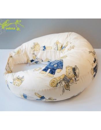 """Подушка для кормления """"Мишки"""""""