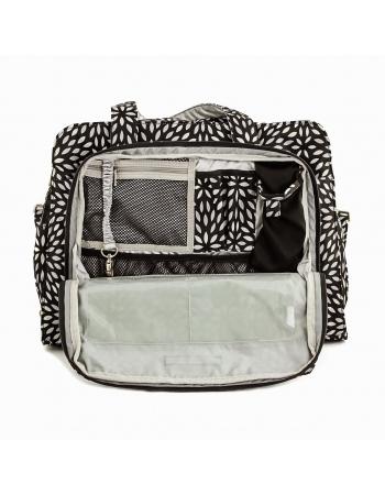 Дорожная сумка или сумка для двойни Ju-Ju-Be Be Prepared Platinum Petals