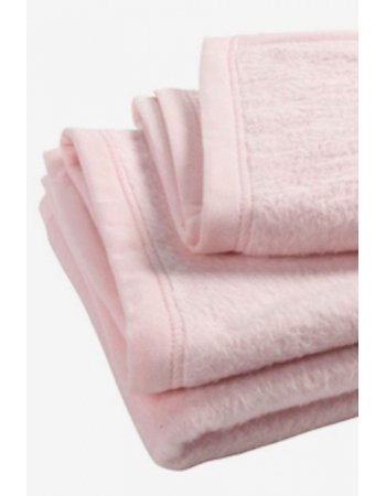 """Jollein байковый плед для новорожденных, цвет """"светло-розовый"""""""