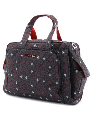 Дорожная сумка или сумка для двойни Ju-Ju-Be Be Prepared Magic merlot