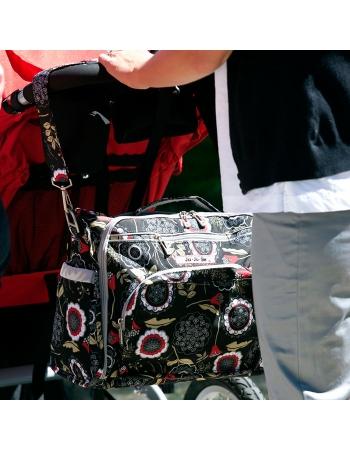 Сумка-рюкзак для мамы Ju-Ju-Be BFF Magic merlot