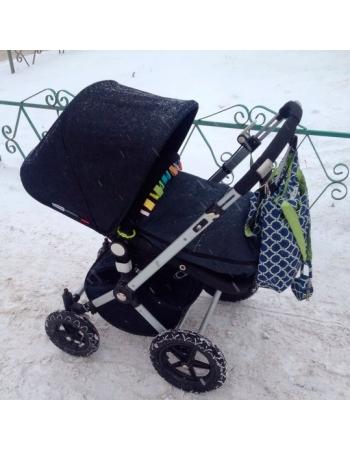 Легкая сумка для мамы BeLight - Royal envy