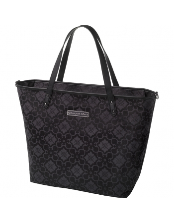 Сумка для мамы Petunia Downtown Tote: Paris Noir