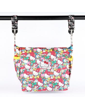 Крепления для колясок Ju-Ju-Be к сумкам и рюкзакам для мам, Hello Kitty