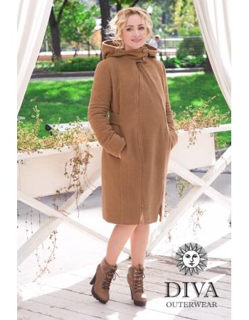 Слингопальто зимнее Diva Outerwear Camello