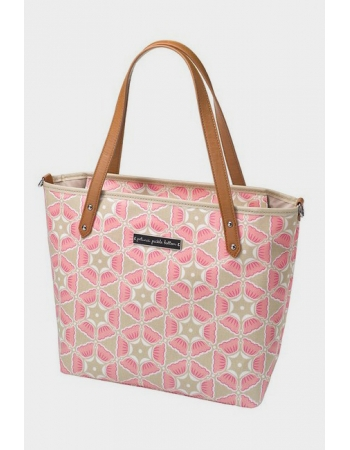 Сумка для мамы Petunia Downtown Tote MINI: Blooming in Brixham