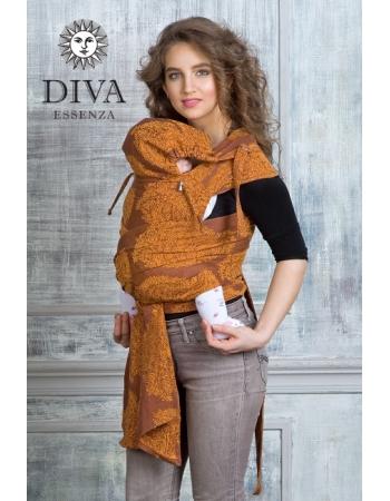 Май-слинг Diva Essenza, Terracotta