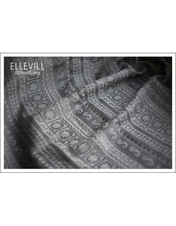 Слинг с кольцами Ellevill Zara Ash