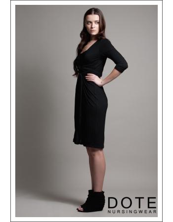 """Платье DOTE """"Madison"""", цвет черный"""