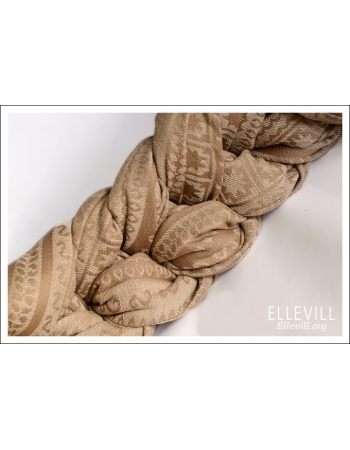 Слинг с кольцами Ellevill Zara Sand