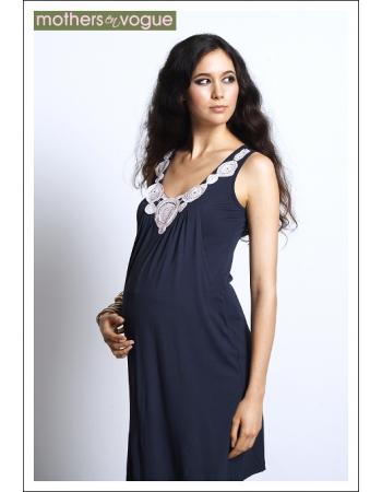 """Платье для кормления """"Zahra Applique"""""""