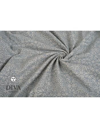 Слинг-шарф Diva Basico, Argento