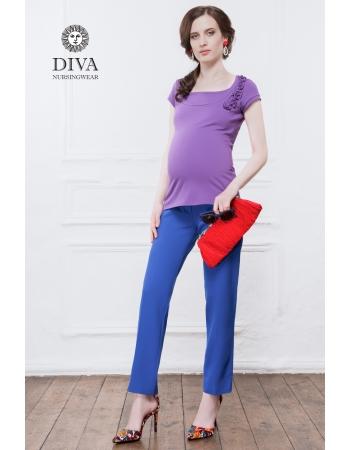 Топ для кормления Diva Nursingwear Dalia, цвет Viola