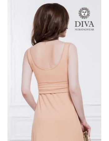 Топ для кормящих и беременных Diva Nursingwear Alba, цвет Grano