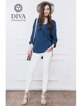 Топ для кормящих и беременных Diva Nursingwear Carla, Notte