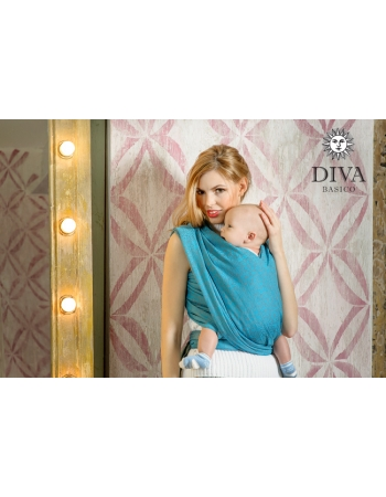 Слинг-шарф Diva Basico, Lago