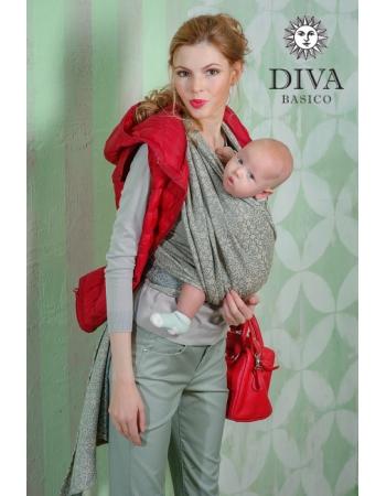 Слинг-шарф Diva Basico, Damasco