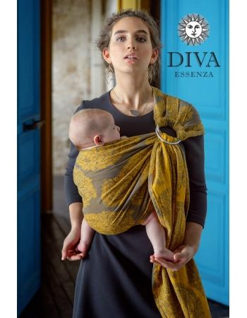 Слинг с кольцами Diva Essenza, Savana