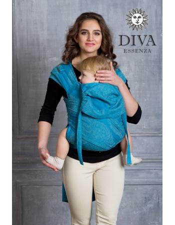 Май-слинг Diva Essenza, Lago, размер Toddler